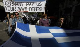 Ringen um Griechenland-Rettung (Foto)