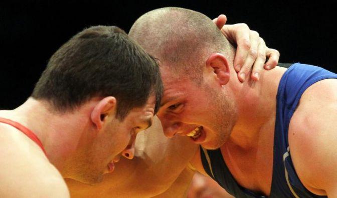 Ringer Hassler verpasst EM-Bronze und wird Fünfter (Foto)