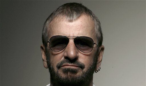 Ringo Starr (Foto)