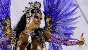 Rio im Karnevalsfieber (Foto)