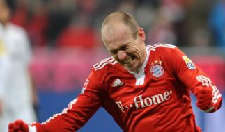Robben rettet Bayern (Foto)