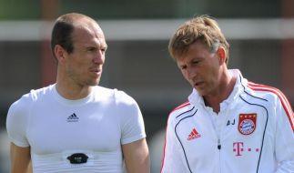 Robben: van Bommel fehlt - neue Stars gefordert (Foto)