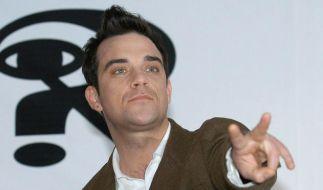 Robbie Williams fühlt sich so gut wie verheiratet (Foto)