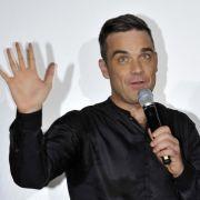 Robbie Williams ist frisch gebackener Papa.
