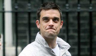 Robbie Williams' Zukunft ist ungewiss (Foto)