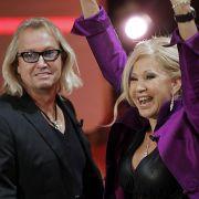 Robert und Carmen Geiss waren zu Gast beim RTL-Jahresrückblick mit Günther Jauch.