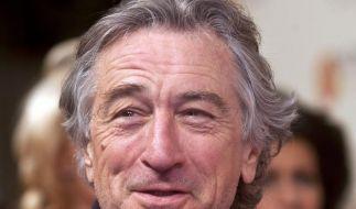 Robert De Niro stiftet Künstlerpreis (Foto)