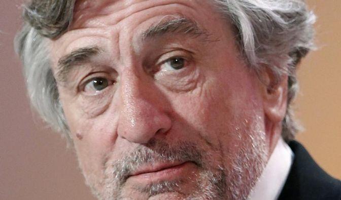 Robert De Niro wird Ehrendoktor (Foto)