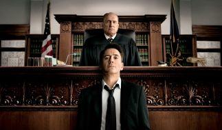 """Robert Downey jr. und Robert Duvall in """"Der Richter - Sein wichtigster Fall"""". (Foto)"""
