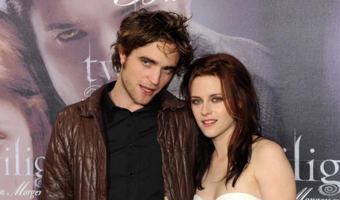 Robert Pattinson & Kristen Stewart (Foto)