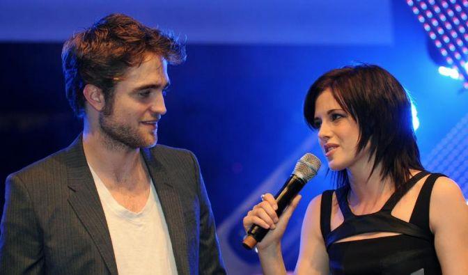 Robert Pattinson und Kristin Stewart  (Foto)
