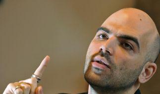 Roberto Saviano kämpft weiter (Foto)