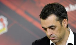 Robin Dutt ist nicht mehr Trainer bei Bayer Leverkusen. (Foto)
