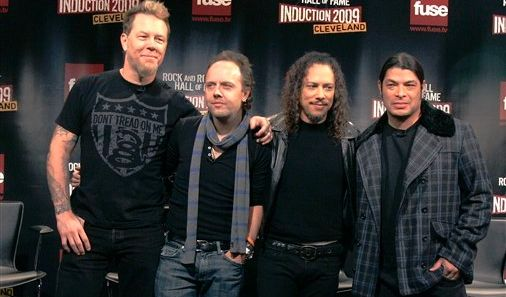 Rock and Roll Hall of Fame (Foto)