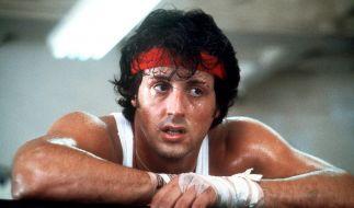 Rocky Balboa ist Linkshänder. (Foto)