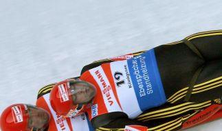 Rodel-Duo Leitner/Resch holt ersten Saisonsieg (Foto)