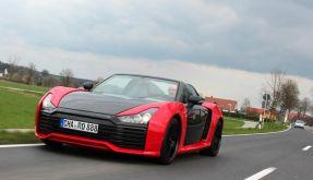 Roding Roadster: Sportwagen aus Bayern startet im Sommer (Foto)
