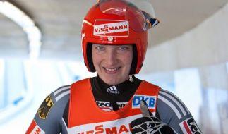 Rodlerin Hüfner gewinnt Weltcup-Auftakt (Foto)