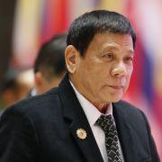 Kannibalisch! DIESER Präsident will Terroristen lebendig aufessen (Foto)
