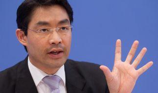 Rösler erwartet 2013 wieder Aufschwung (Foto)