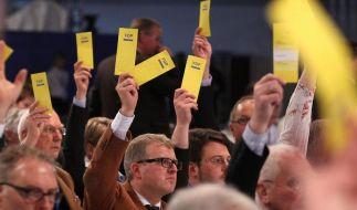 Rösler ruft FDP zum Aufstehen und Kämpfen auf (Foto)
