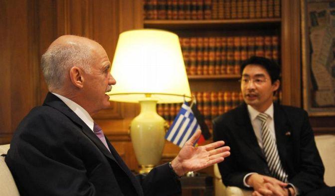 Rösler sagt Athen Aufbauhilfen zu (Foto)