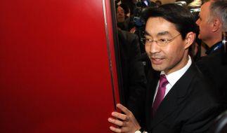 Rösler will FDP aus der Krise holen (Foto)