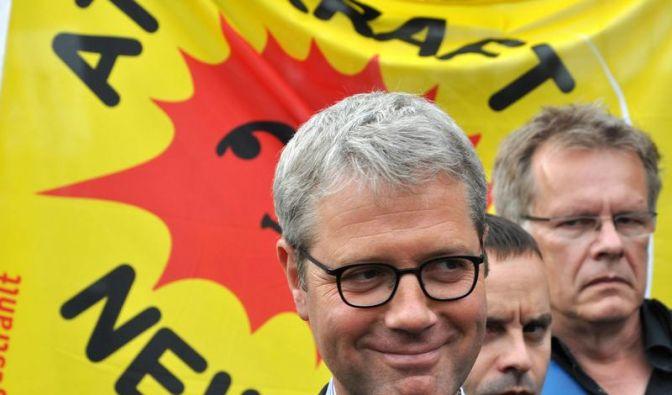 Röttgen hält Studie zu Atomausstieg zurück (Foto)
