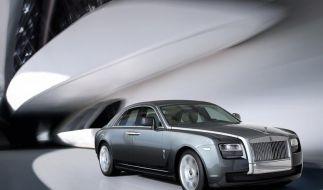 Rolls-Royce Ghost (Foto)