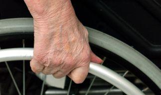 Rollstuhl (Foto)