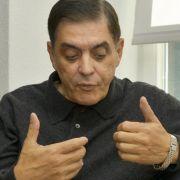 Romani Rose ist Vorsitzender des Zentralrats der Sinti und Roma.