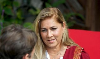 Romina Power hofft auf deutsche TV-Zuschauer (Foto)