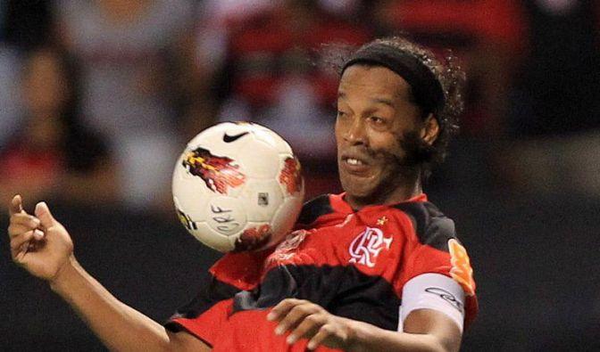 Ronaldinho geht im Streit und bricht mit Flamengo (Foto)