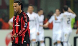Ronaldinho unterschreibt bis 2014 bei Flamengo (Foto)