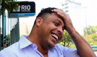 Ronaldo hat sichtlich zugelegt. (Foto)