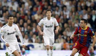 Ronaldo verhindert «Clásico»-Pleite für Real (Foto)