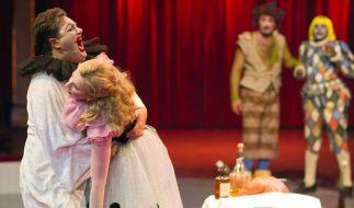 Roncallis neuer Theater-Flirt: «Der Bajazzo» in Schwerin (Foto)