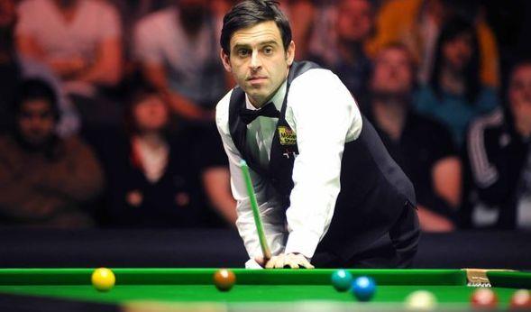 Ronnie O' Sullivan ist schon jetzt eine Snooker-Legende. (Foto)