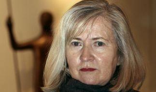 Rosemarie Trockels Zeichnungen in Bonn (Foto)
