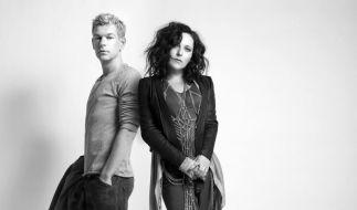 Rosenstolz mit Comeback-Single auf Platz drei (Foto)