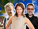 Ross Antony, Jessica Schwarz und Bono (Foto)