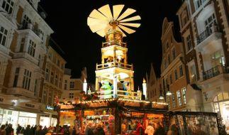 Rostocker Weihnachtsmarkt (Foto)