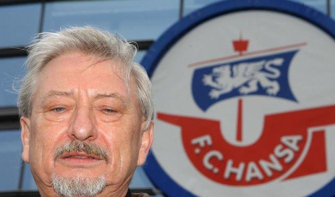 Rostocks Aufsichtsratschef Gienke zurückgetreten (Foto)
