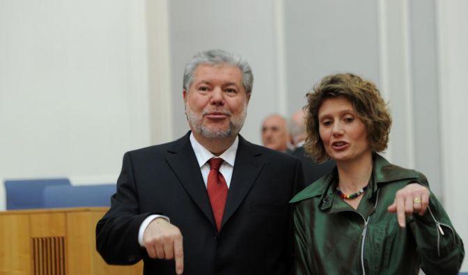 Rot-Grün (Foto)