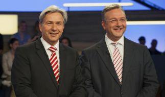 Rot-grüne Koalitionsverhandlungen an A100 gescheitert (Foto)