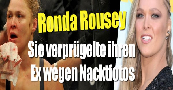 ronda rousey freund