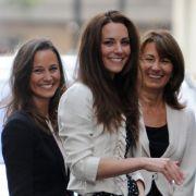 Her Royal Hotness Pippa, Lady Catherine und die Mutter der zwei, Carole.