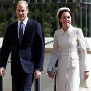 Herzogin Kate im Babyglück! Das sagen die Wettanbieter zum 3. Kind (Foto)