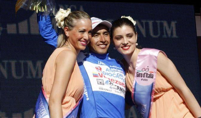 Rubiano gewinnt erste Härteprüfung beim Giro d'Italia (Foto)