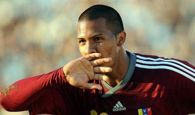 Rubin Kasan holt Stürmer Rondon aus Malaga (Foto)